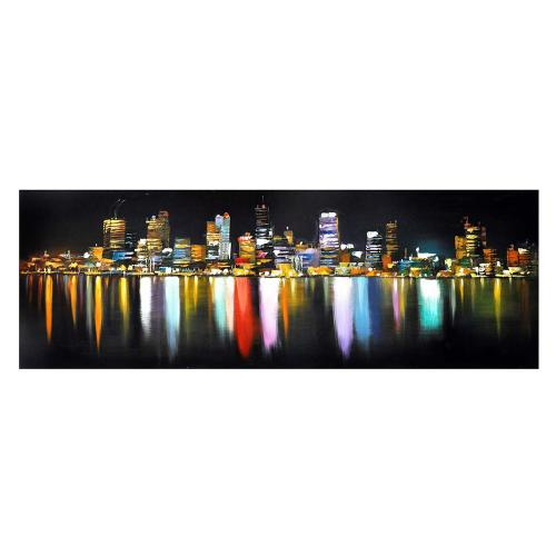 Crestview Collections - City Reflection 1