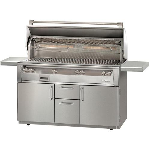 """Alfresco - 56"""" Standard All Grill with Cart"""
