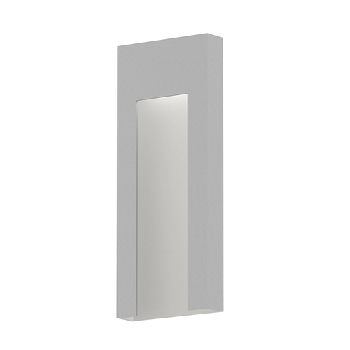 Inset Tall LED Sconce