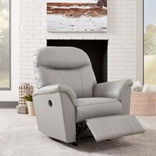 CAITLIN CASUAL ROCKER RECLINER  in Wood      (4N24-20516B,40150)