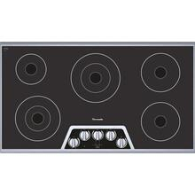 "Masterpiece 36"" Electric Cooktop CEM365FS -"