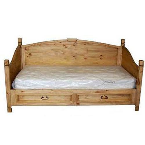 2 Drawer Daybed (4pc)