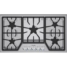 See Details - 36-Inch Masterpiece® Gas Cooktop SGS365FS