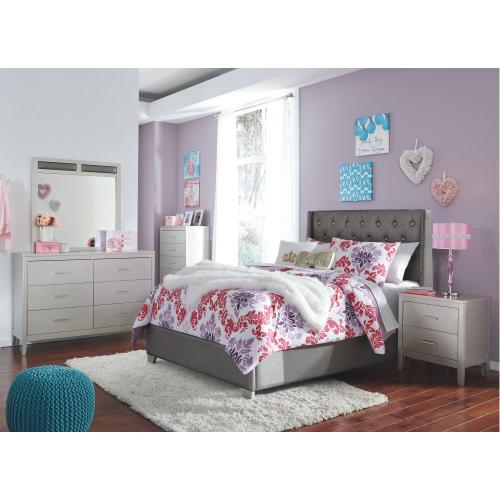 Signature Design By Ashley - Coralayne Full Upholstered Bed