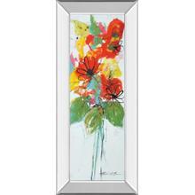 """Sensations Il"" By Natasha Barnes Mirror Framed Print Wall Art"