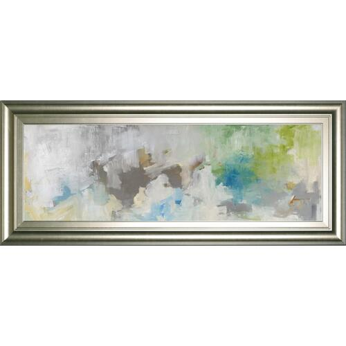 """High Seas"" By Ellen, J. Framed Print Wall Art"