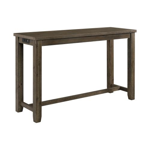 Stone Multipurpose Bar Table Set