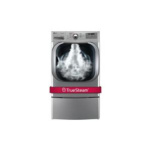 Lg9.0 cu. ft. Mega Capacity Electric Dryer w/ TrueSteam®