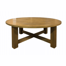 See Details - Banff Round Coffee Table