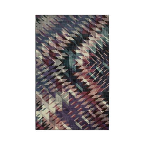 Mohawk - Splice, Purple- Rectangle