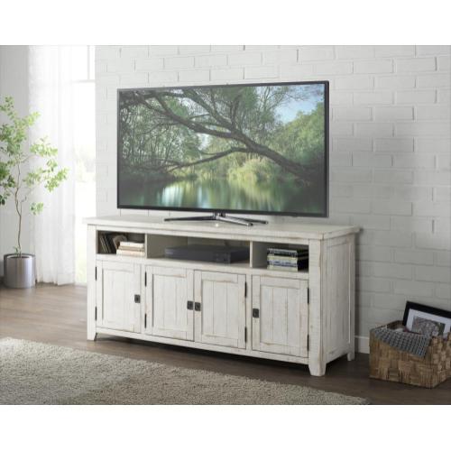 TV Stand - White