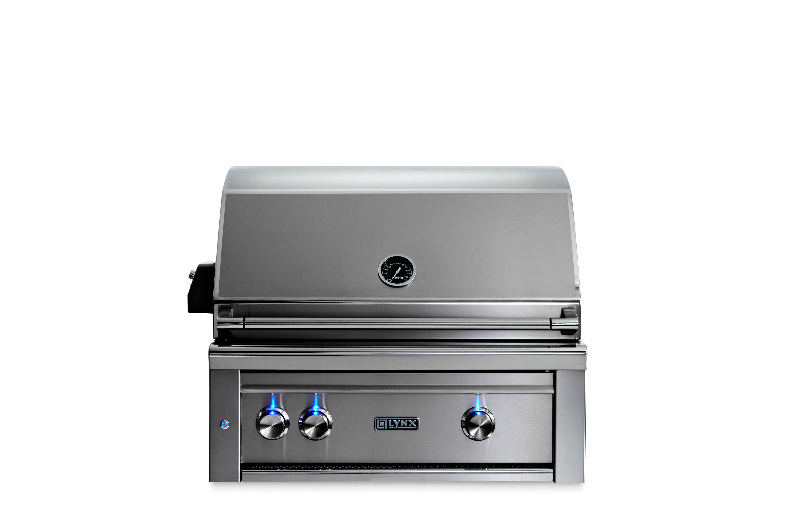 """Lynx30"""" Lynx Professional All Trident™ Built In Grill Rotisserie, Lp"""