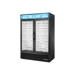 True Manufacturing Commercial - Glass Door Ice Merchandiser