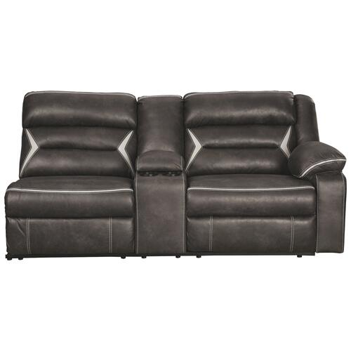 Kincord 4-piece Power Reclining Sectional
