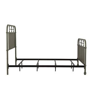 Liberty Furniture Industries - King Metal Bed - Green