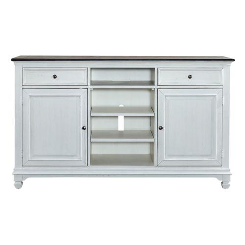 Liberty Furniture Industries - 68 Inch Highboy TV Console