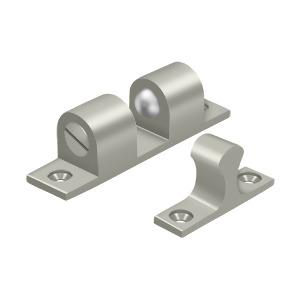 """Deltana - Ball Tension Catch 3"""" x 3/4"""" - Brushed Nickel"""