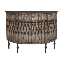 ARTIFACTS DEMILUNE SIDEBOARD