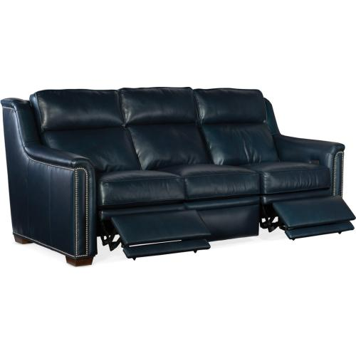 Bradington Young Raiden Sofa L and R Full Recline w/Articulating Headrest - Two Pc Back 204-90-2