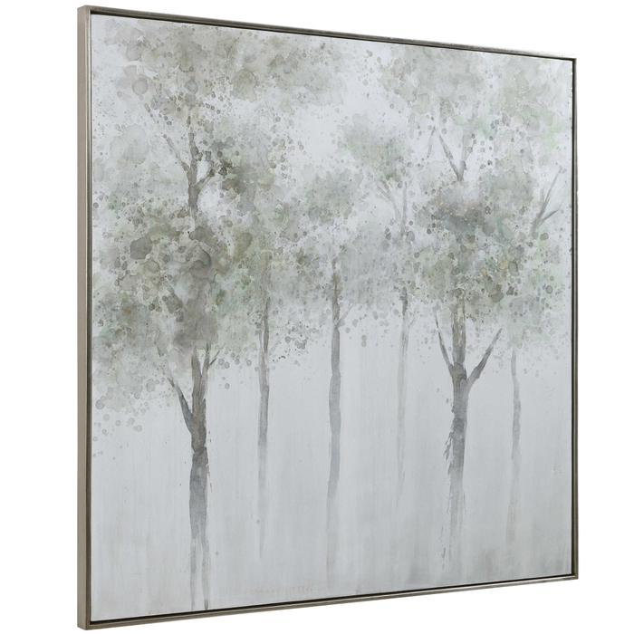 Uttermost - Calm Forest Hand Painted Canvas