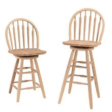 Arrowback Windsor Stool