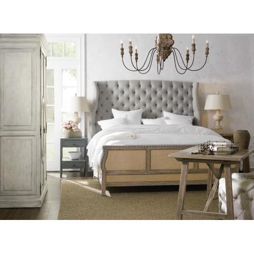 Boheme Bon Vivant De-Constructed Queen Uph Bed