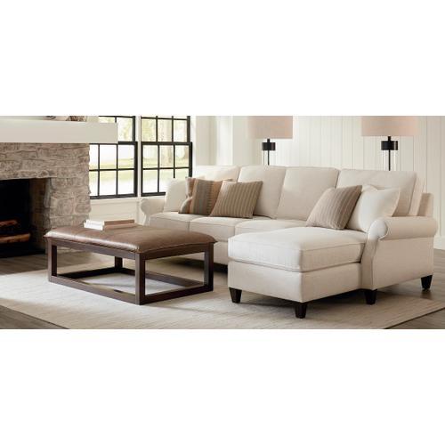 Bassett Furniture - Davenport Small Left Chaise Sectional