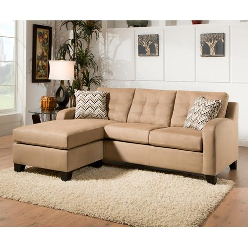 Simmons Upholstery - Sofa Chaise