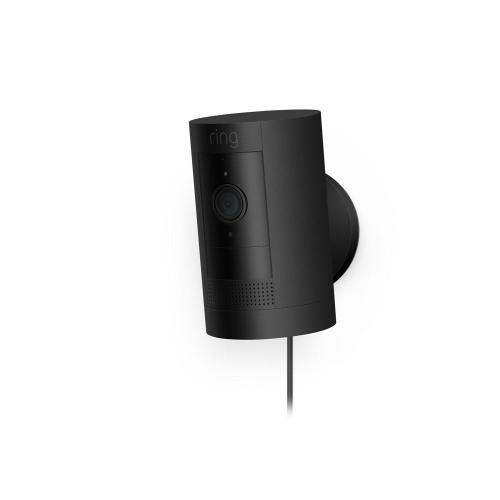 Stick Up Cam Plug-In - Black