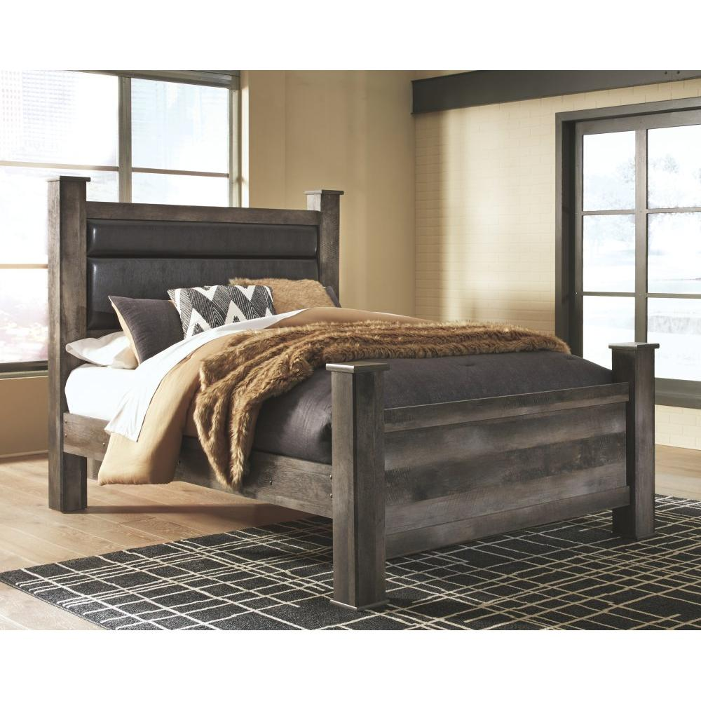 Wynnlow Queen Poster Bed