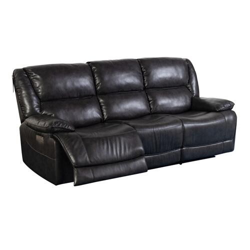 Ennis Triple Power Reclining Sofa, Console Loveseat & Recliner, MAP4830