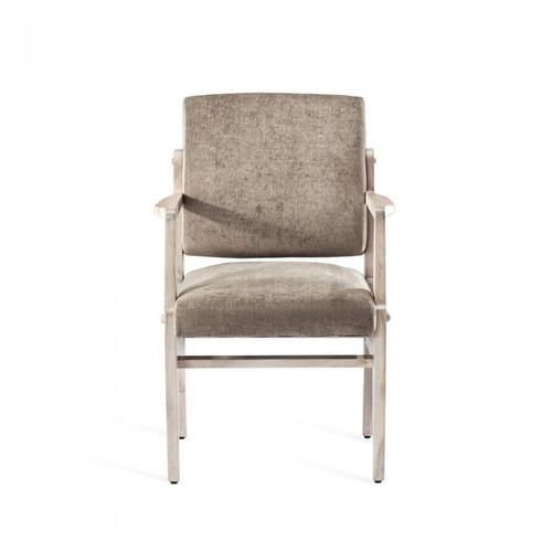 Hale Arm Chair - Whitewash