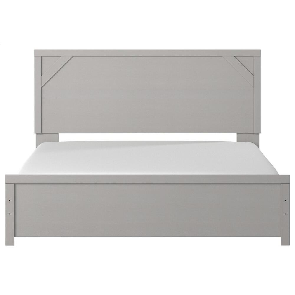 Cottonburg King Panel Bed
