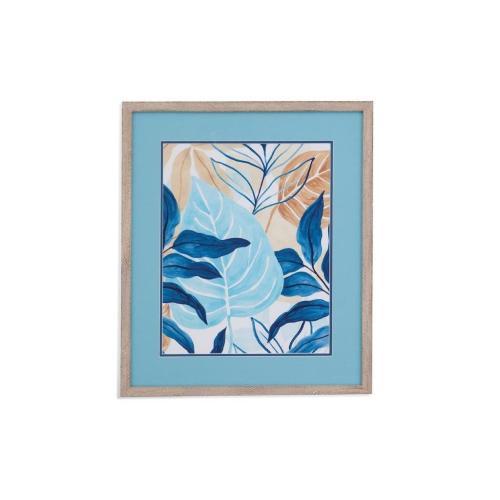 Bassett Mirror Company - Blue Jungle III