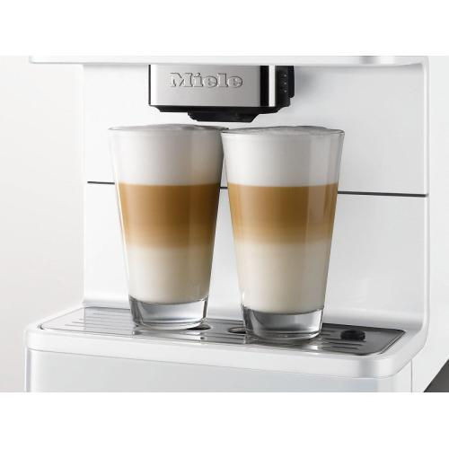 CM 6150 Countertop coffee machine with OneTouch for Two for the ultimate coffee enjoyment.