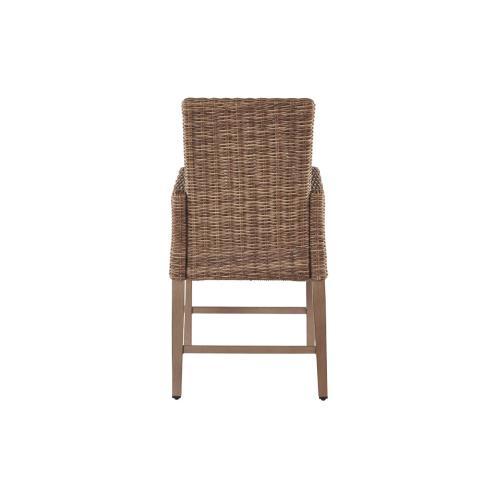 Barstool with Cushion