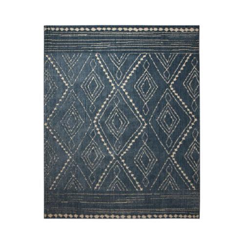 Mohawk - Vado, Blue- Rectangle