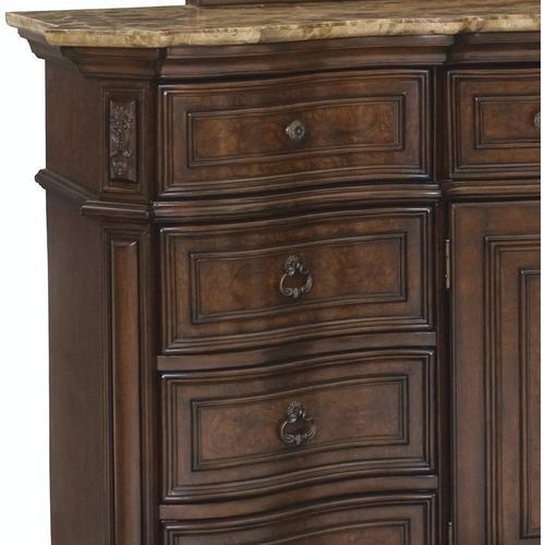 Samuel Lawrence Furniture - Edington Door Dresser