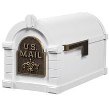Fleur De Lis KS-22F Keystone Series Mailbox