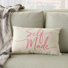 """Trendy, Hip, New-age Rn950 Multicolor 12"""" X 18"""" Throw Pillow"""