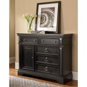 Garrison Storage Chest, Soft Grey Product Image
