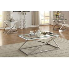 Octavio 3pc Coffee Table Set