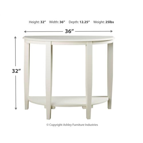 Altonwood Sofa Table
