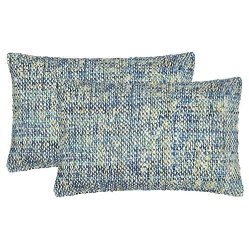 Carrie Pillow - Playful Blue