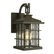 Townsend Statuary Bronze Outdoor Wall Lantern Sconce #508275