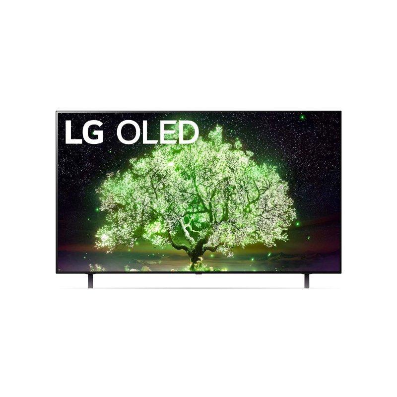 LG A1 65 inch Class 4K Smart OLED TV w/ ThinQ AI® (64.5'' Diag)