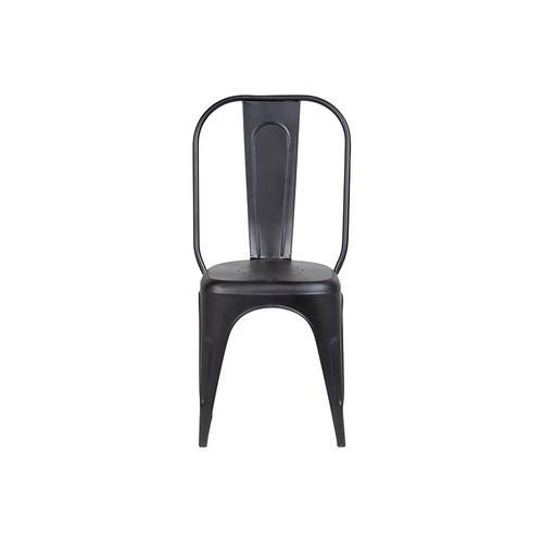 Cafe Gunmetal Chair, 6108