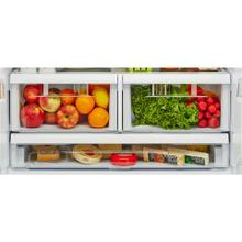 See Details - 23.5-Cu.-Ft. French-Door Refrigerator