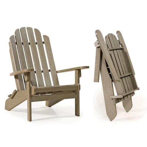 Breezesta - Folding Adirondack Chair