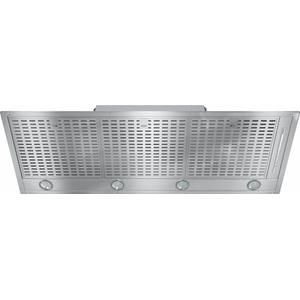 DA 2518 Insert ventilation hood with energy-efficient LED lighting and backlit controls for easy use. Product Image